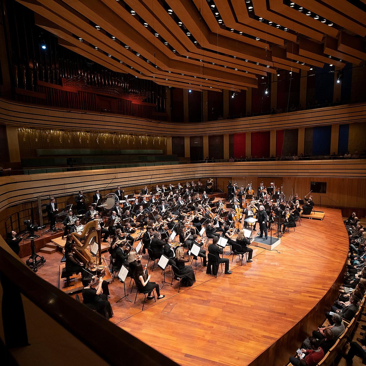 Mahlerrel együtt szemléljük az ürességet